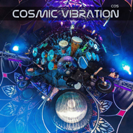 CD Cover Cos von Cosmic Vibration 2017
