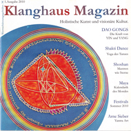 klang magazin cover 2010