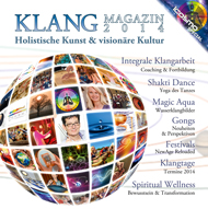 klang magazin cover 2014