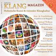 klang magazin cover 2015
