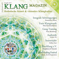 klang magazin cover 2017