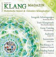 klang magazin cover 2017