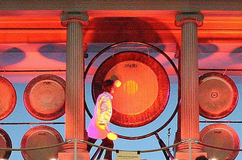 jens zygar, gong, gongmeditation, pergamon altar
