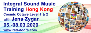klangtage, hongkong, jens zygar, cosmic octave, sound training, red doors, martha collard